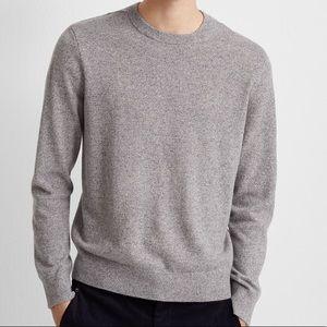 Club Monaco 100% Wool Crew Neck Pullover Sweater L